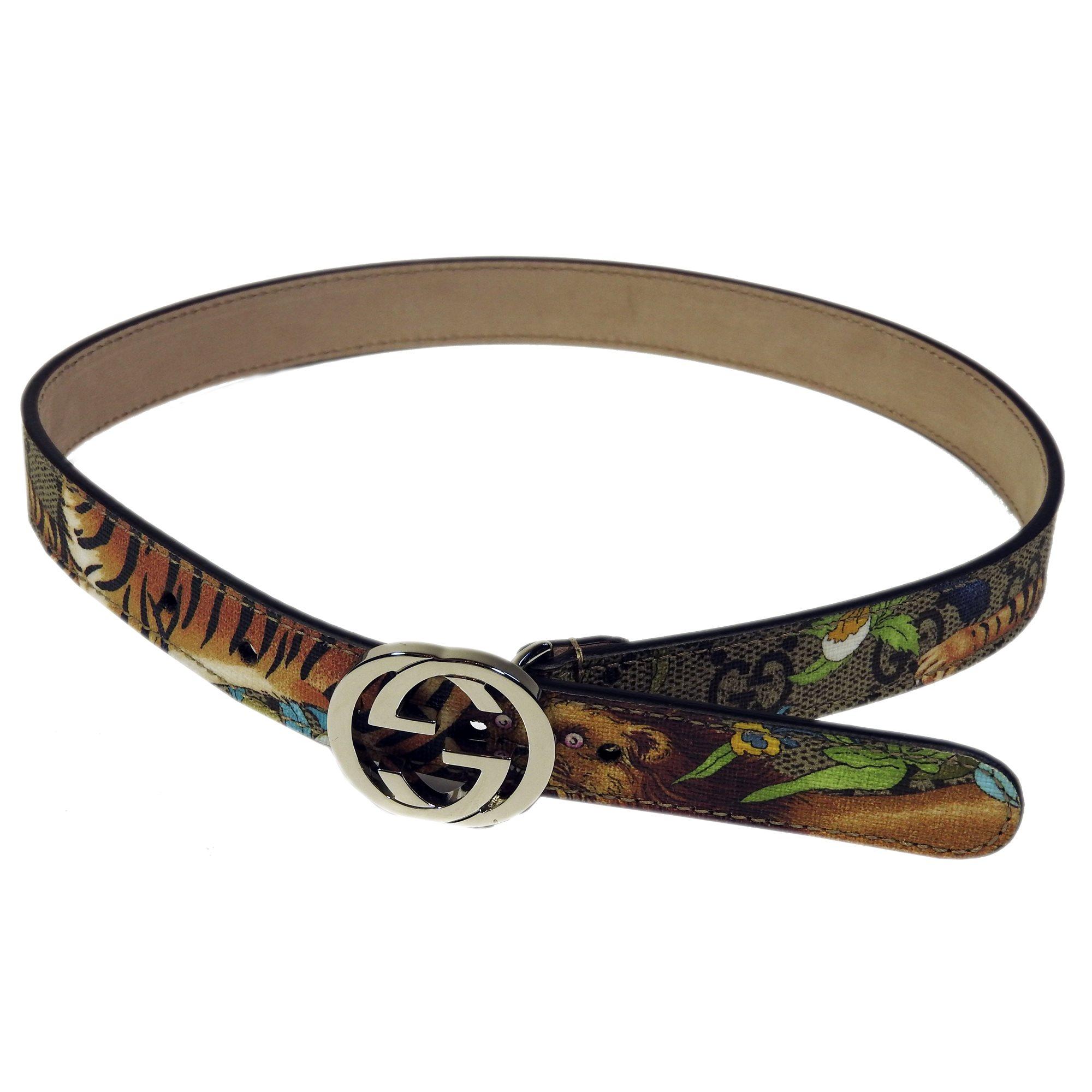 Producten - Gucci riem logo tijger - La Boite - Kids fashion u0026 shoes