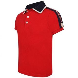 55f2c4111cc Uitverkocht Gucci polo sportbies rood €190,00 Bestellen