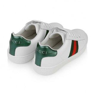 f101b4cb294 Gucci sneaker tennis web wit €200,00 Bestellen
